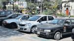 Jesús María: ponen mil papeletas por autos mal estacionados - Noticias de papeletas de transito