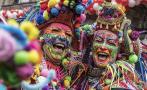 Alemania ya está en las calles para festejar los carnavales