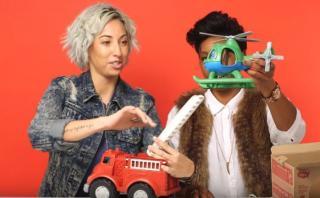 YouTube: así se producen los juguetes con material reciclado