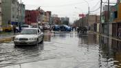Lluvia en Lima se repetirá en la zona este