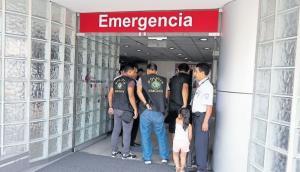 Víctimas de balacera en Independencia sufren graves secuelas