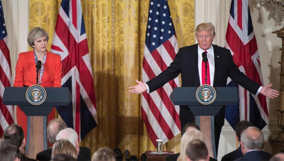 EE.UU.: Los líderes mundiales que se reunieron con Donald Trump