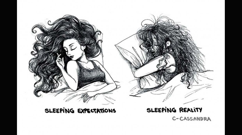 Ríete de los problemas cotidianos con estas ilustraciones
