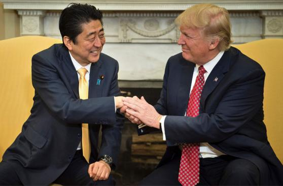Trump, 100 días de presidente: Los líderes que lo visitaron