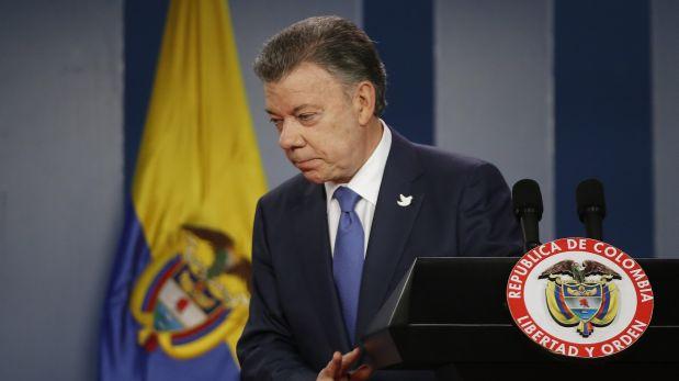 Santos ha negado haber recibido dinero de Odebrecht y ha solicitado una pronta investigación (Foto: AP)