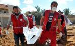 Libia: 13 inmigrantes se asfixiaron dentro de un contenedor