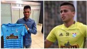 Cristal: Rolando Blackburn y Cristian Ortiz listos para debutar