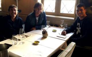 Selección peruana: Ricardo Gareca se reunió con Iván Bulos