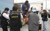 Centro de Lima: policía en retiro abatió a 'cogotero' en asalto