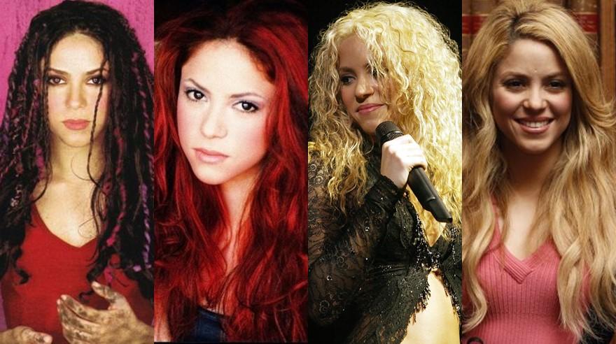 Shakira sorprende con nuevo look