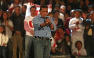 ONPE cuestionó financiamiento de campaña de Humala en el 2011