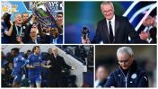 Ranieri en Leicester City: repaso de su labor con los 'foxes'