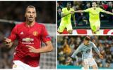 Europa League: los equipos clasificados a los octavos de final