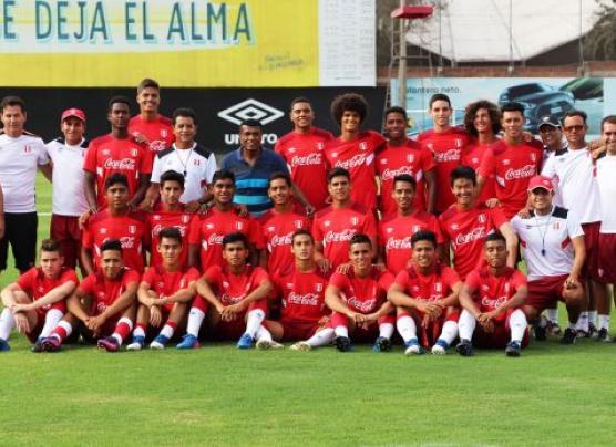 Perú vs. Brasil: duelo debut en el Sudamericano Sub-17
