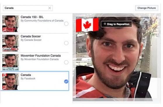 Facebook: perfiles incluirán bandera del país de procedencia