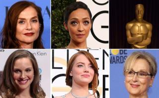 Oscar: analizamos a los candidatos a Mejor actor y actriz