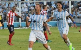 Tucumán venció a Junior y pasó a fase de grupos de Libertadores