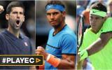 Djokovic se une a Nadal y Del Potro en el Torneo de Acapulco
