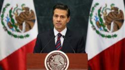 Peña Nieto destaca voluntad de diálogo entre México y EE. UU.