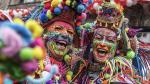 Alemania ya está en las calles para festejar los carnavales - Noticias de foto
