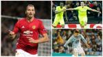 Europa League: los equipos clasificados a los octavos de final - Noticias de edin dzeko