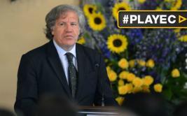 "Almagro afirma que Cuba ""no está listo"" para volver a la OEA"