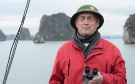 Juan José Cañas, el 'youtuber' viajero de 80 años de edad