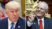 PPK se reunirá con Donald Trump esta tarde en la Casa Blanca