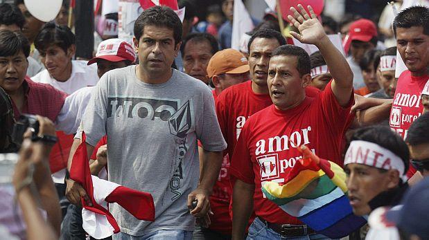Un aspirante a colaborador eficaz señaló que Odebrecht entregó dinero a Humala en el 2006, por medio, del hoy encarcelado empresario Martín Belaunde Lossio (izq.). (Foto: Reuters/ Video: El Comercio)
