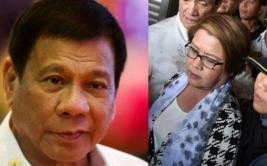Filipinas: Detienen a senadora opositora al presidente Duterte