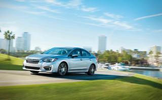 Presentan renovada versión del Subaru Impreza