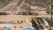 Cajamarca: 4 muertos tras colapso de puente en construcción