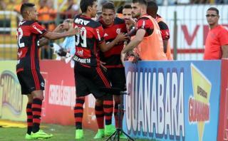 Con Guerrero y Trauco: Flamengo vs. Vasco da Gama por Carioca