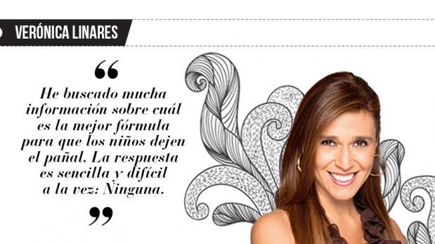 Verónica Linares: En pañales