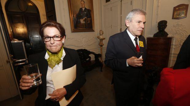 Susana Villarán volverá a la fiscalía por caso Línea Amarilla