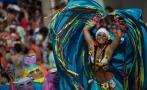 Carnaval de Río: Las coloridas imágenes del inicio de la fiesta