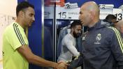 Real Madrid: Zidane respaldó a Keylor Navas en rueda de prensa