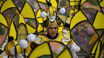 Carnaval de Río: Las mejores imágenes de la fiesta carioca