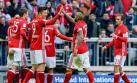 Bayern Múnich humilló 8-0 a Hamburgo por la Bundesliga [VIDEO]