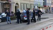 Alemania: Conductor embistió a multitud en Heidelberg