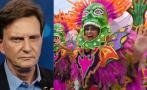 ¿Por qué el alcalde de Río no participa del carnaval?