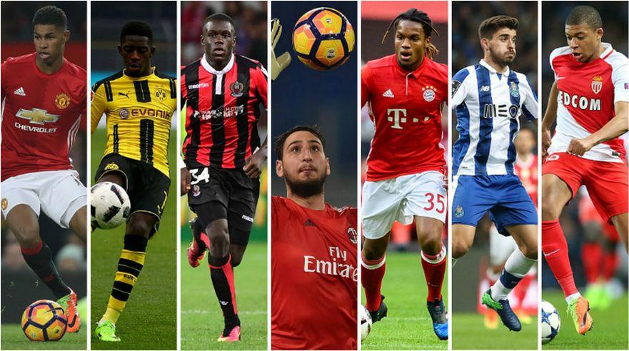 Los 30 jugadores sub 20 que se convertirán en figuras mundiales