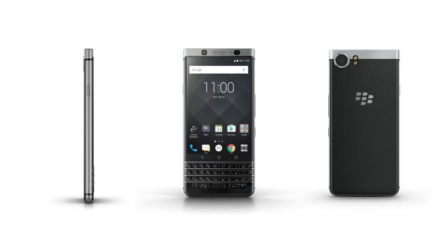 Blackberry vuelve con nueva versión y diseño en 2017 — Smartphone