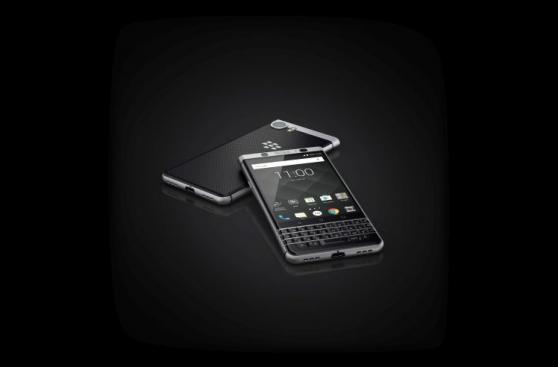 MWC 2017: Conoce al detalle el BlackBerry KEYone [FOTOS]