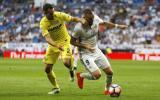 Real Madrid vs. Villarreal: se enfrentan por la Liga española