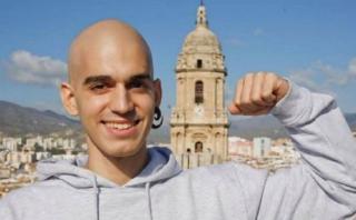 Fallece joven español ícono de la lucha contra la leucemia