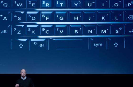 MWC: revive la presentación del KEYone de Blackberry