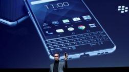 MWC 2017: BlackBerry presentó KEYone, su nuevo móvil