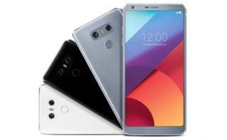 MWC 2017: LG regresa a los cánones del mercado con su LG G6