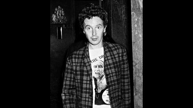 Malcom McLaren, manager y fundador  de los Sex Pistols. (Foto: AP)